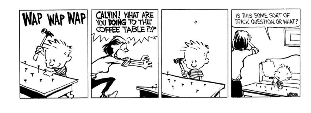 Calvin - meme