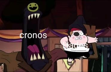 Tipico de vos cronos - meme
