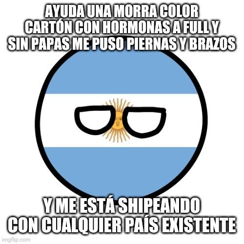 Pobre Argentina :( - meme