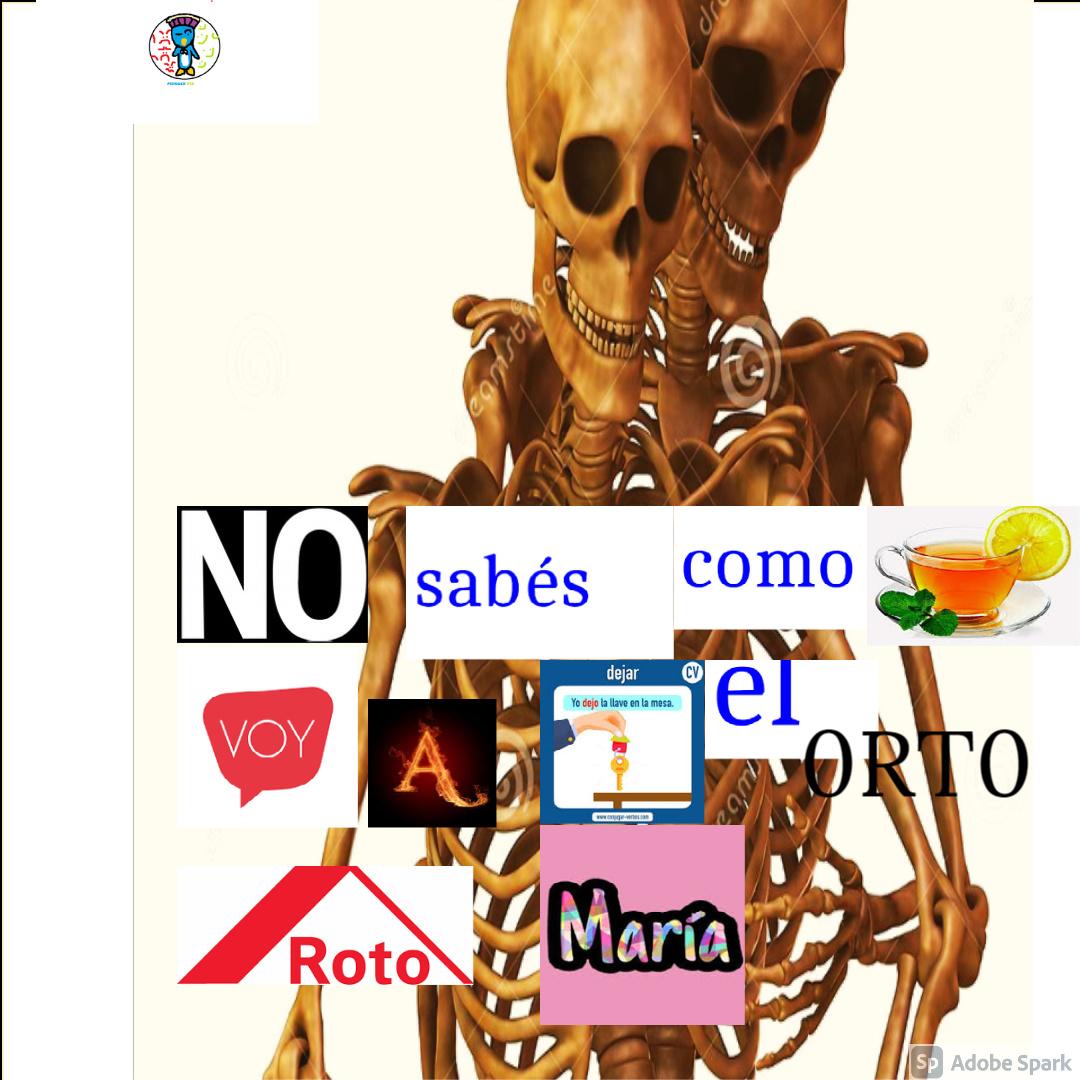 Rico orto - meme