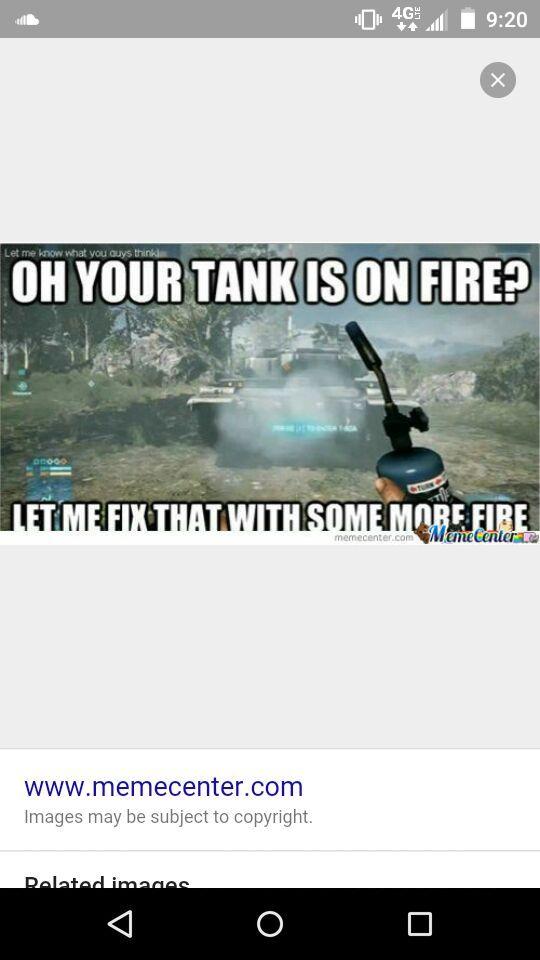 Battlefield logic - meme