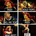 Mid or feed :V