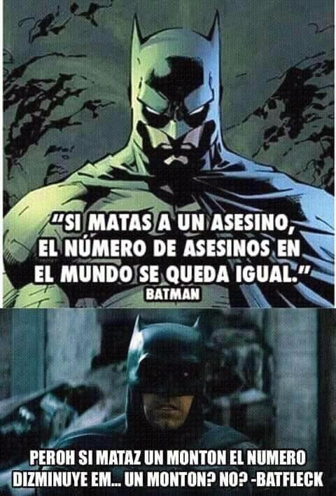 Batfleck - meme