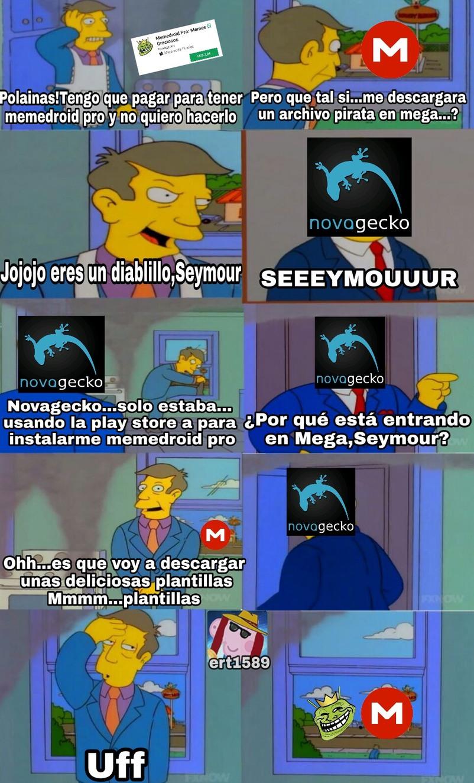 El Nova - meme