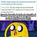 La NASA: Smithers creo que la cagamos.jpg