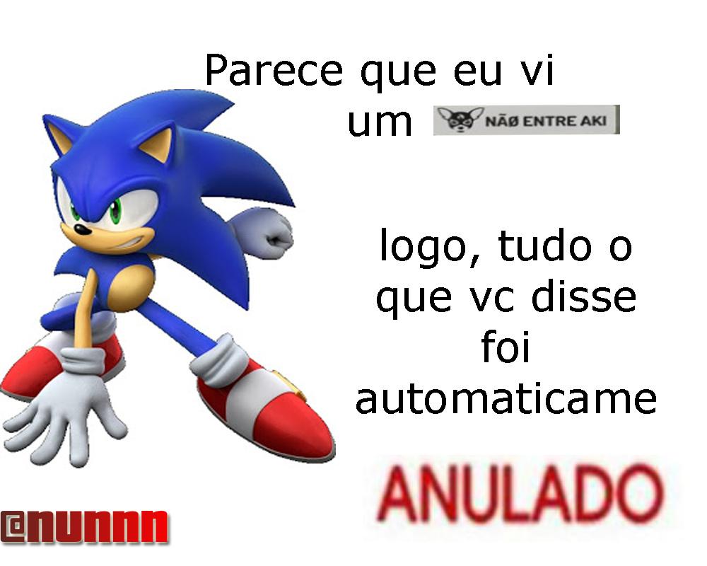 ANULADO - meme
