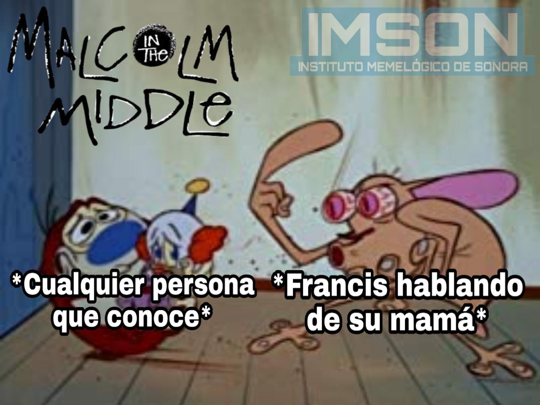 Típico de Francis - meme
