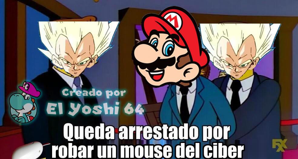 Quien no se ha robado un mouse del ciber? - meme