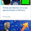 We did it guys. TikTok in the USA is no more!