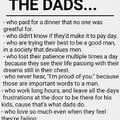 To all the father's out there