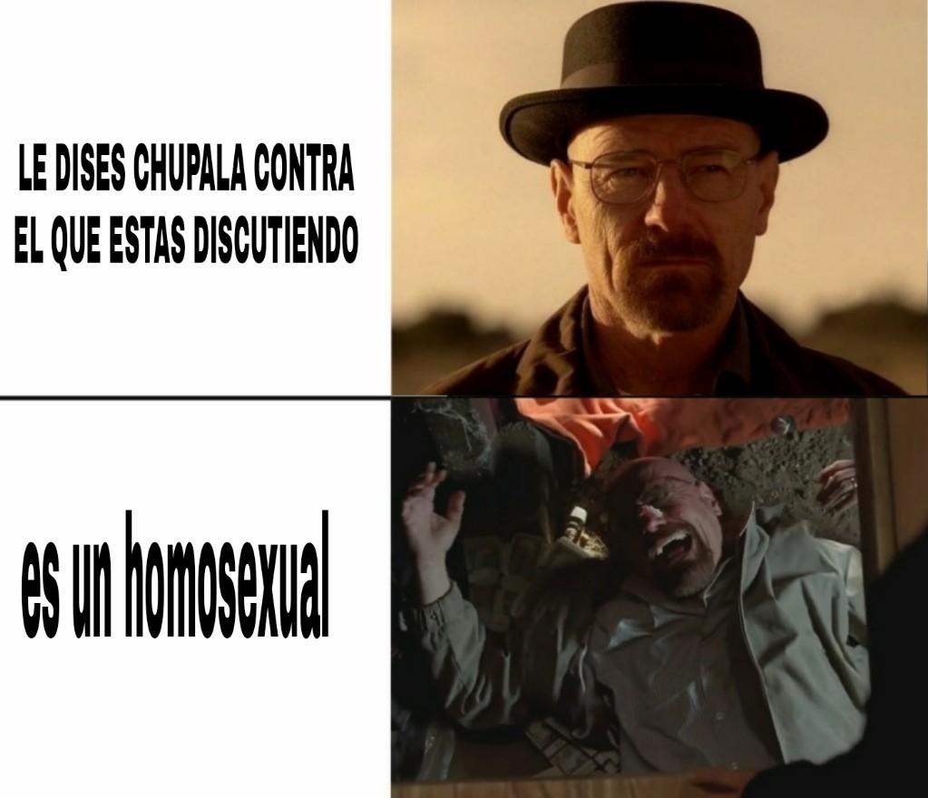 Chupenla - meme