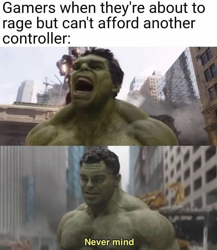 nevermind - meme