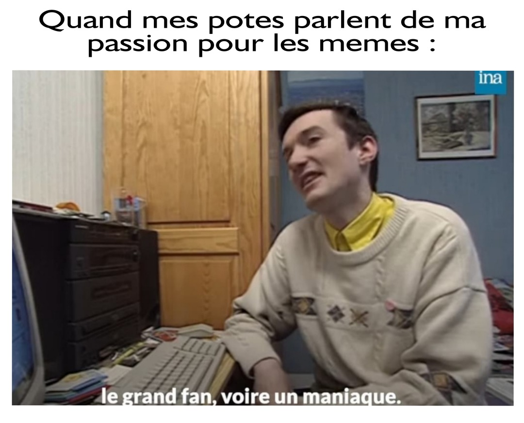 Obsession - meme