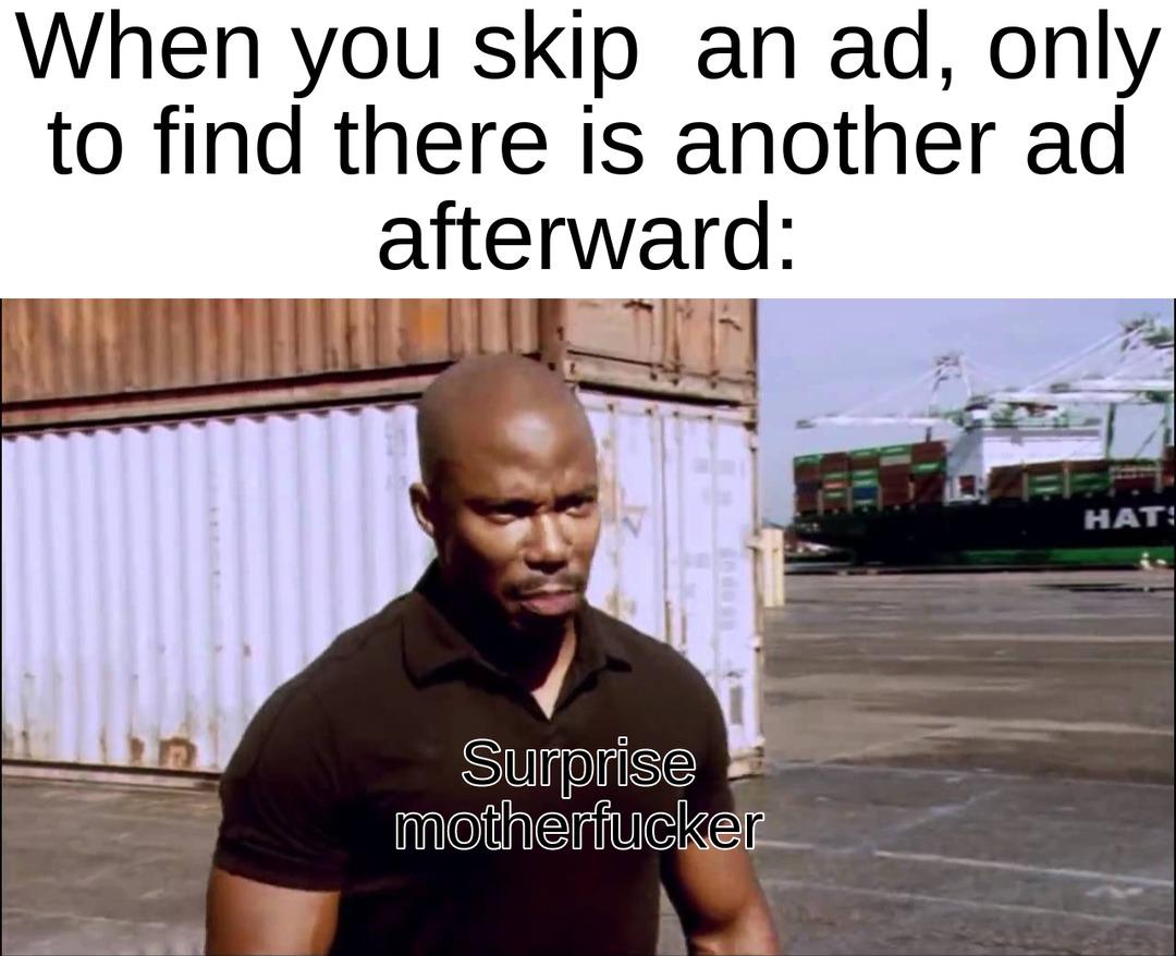 surprise! - meme
