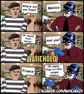 Batcholo - meme
