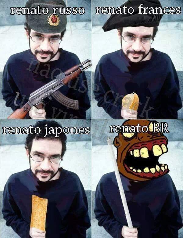 Renato - meme