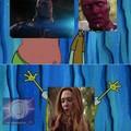Pobre Wanda y Vision