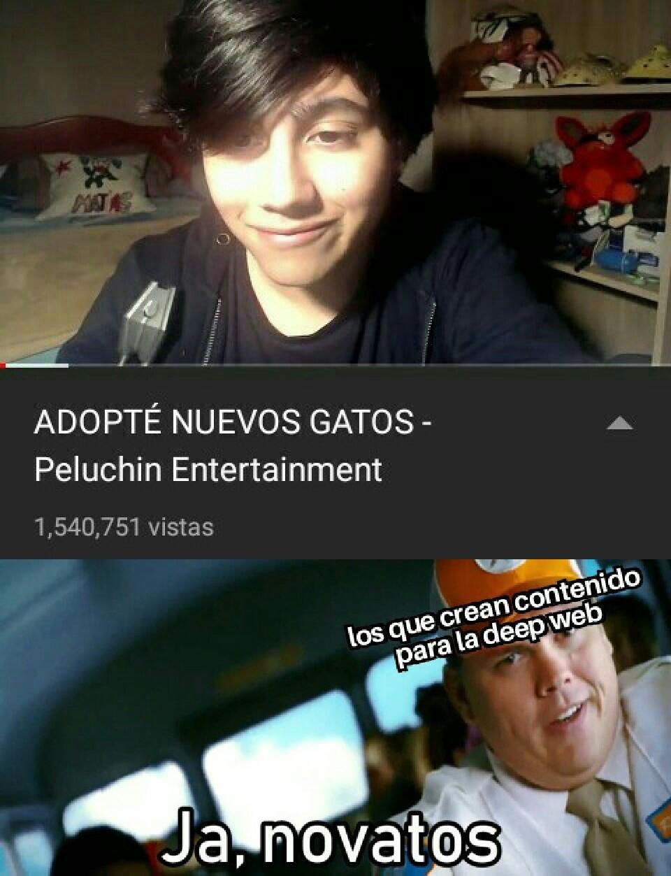 Pongan el video con los subtítulos en español y se van a echar unas risas - meme