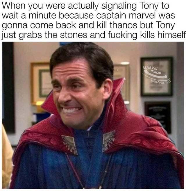 Dr Strange - meme