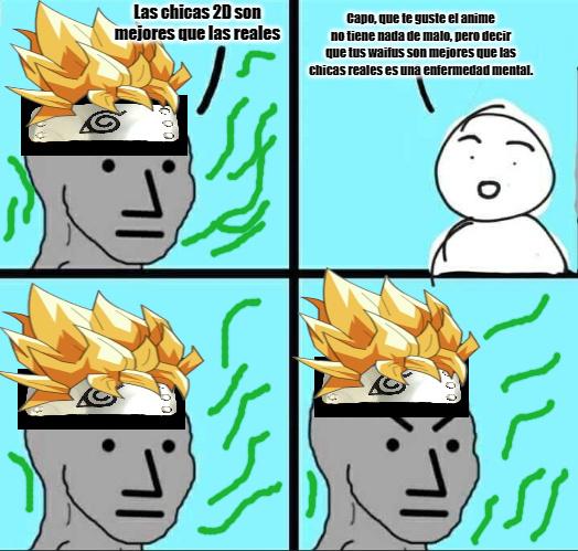 Weebírgenes - meme