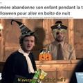 Finale de neurchi de coupe de france des ecoles. Theme : Halloween