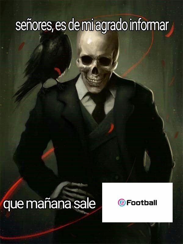 será PES pero free to play - meme