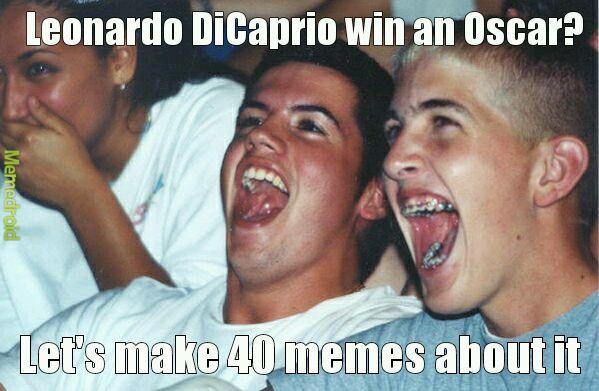We get it - meme