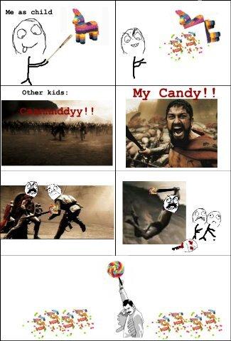 My candy!!! - meme