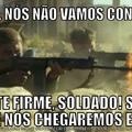 força soldado