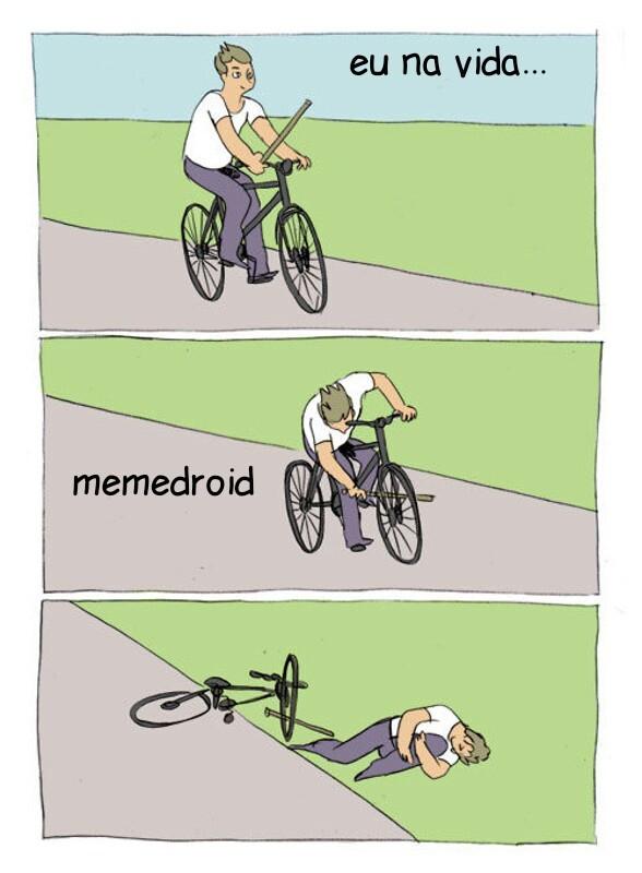 MEMEDROID É BRABO