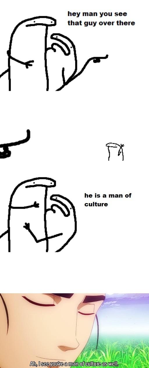 title is culture - meme