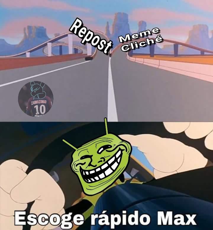 Mimdroid - meme