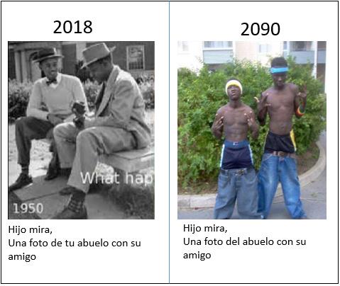 la diferencia entre un nigga y un hombre negro - meme
