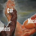 It's C Sharp