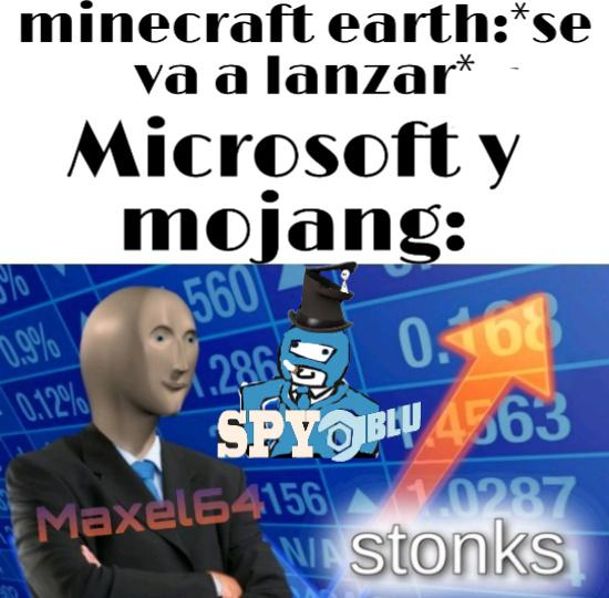 plantilla de maxel64 - meme