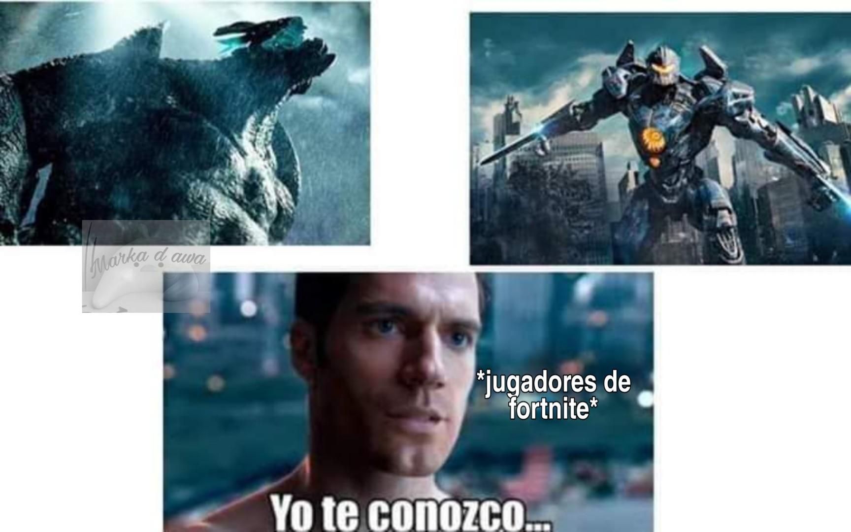 F....Fornite - meme