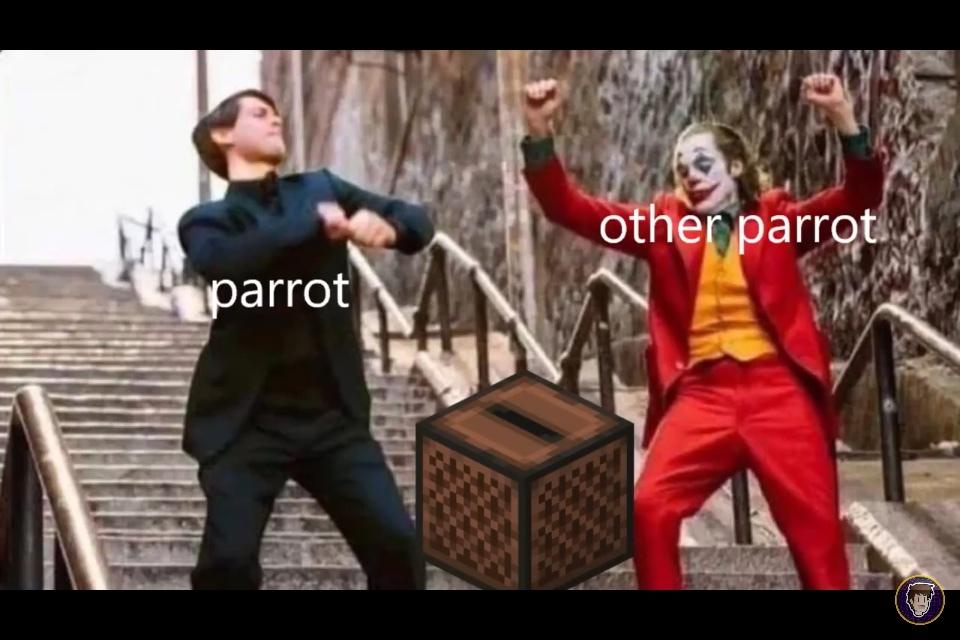 O meme tá evoluindo