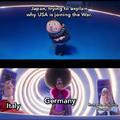World War 2 be like