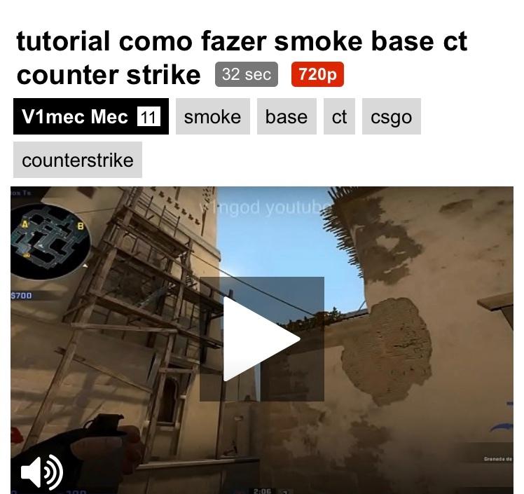 Como tirar una smoke - meme