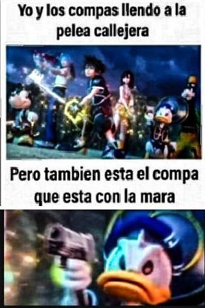 Pelea epica - meme