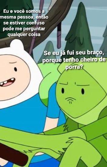 Finn.... - meme