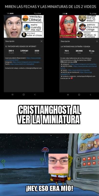 Me Di Cuenta De Que Luisardo Roba Contenido - meme