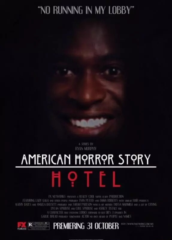 American horror story Hotel - meme