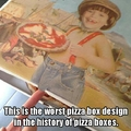 Pizza box Fail!