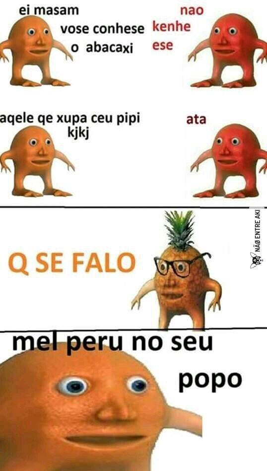 Laranjo - meme