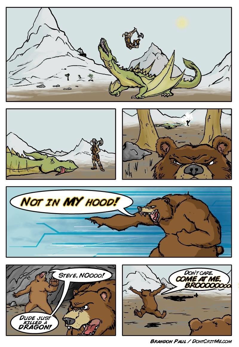 dragons - meme