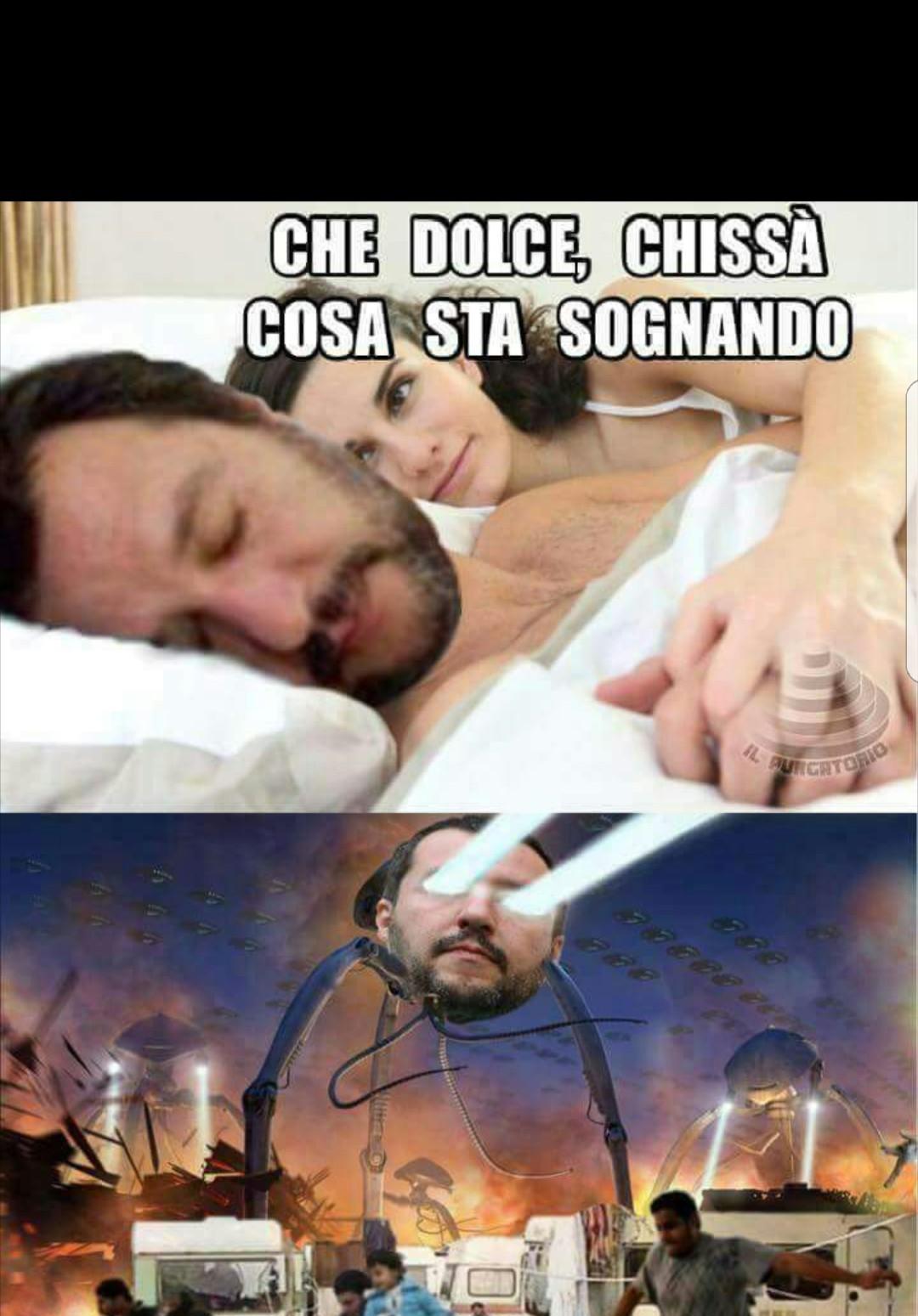 Salvini - meme