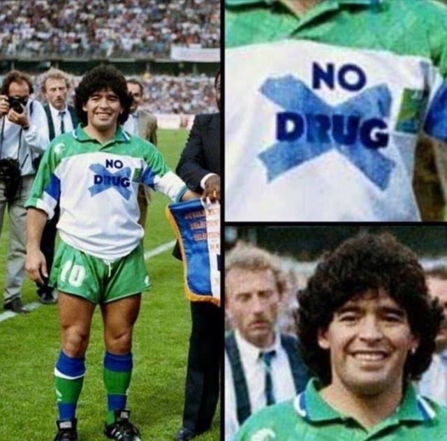 Ironías de la vida by Maradona - meme