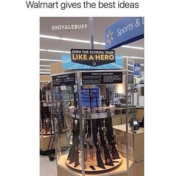 Bold move Walmart - meme