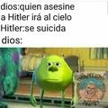 Hitler hackeo el sielo